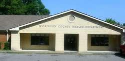 Wilkinson County Health Department