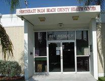 Northeast Health Center - Palm Beach County Health Department